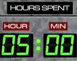 5:00 Timer