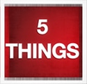 Archive | 5 Things - Simplifying Film, TV, and Media Technology