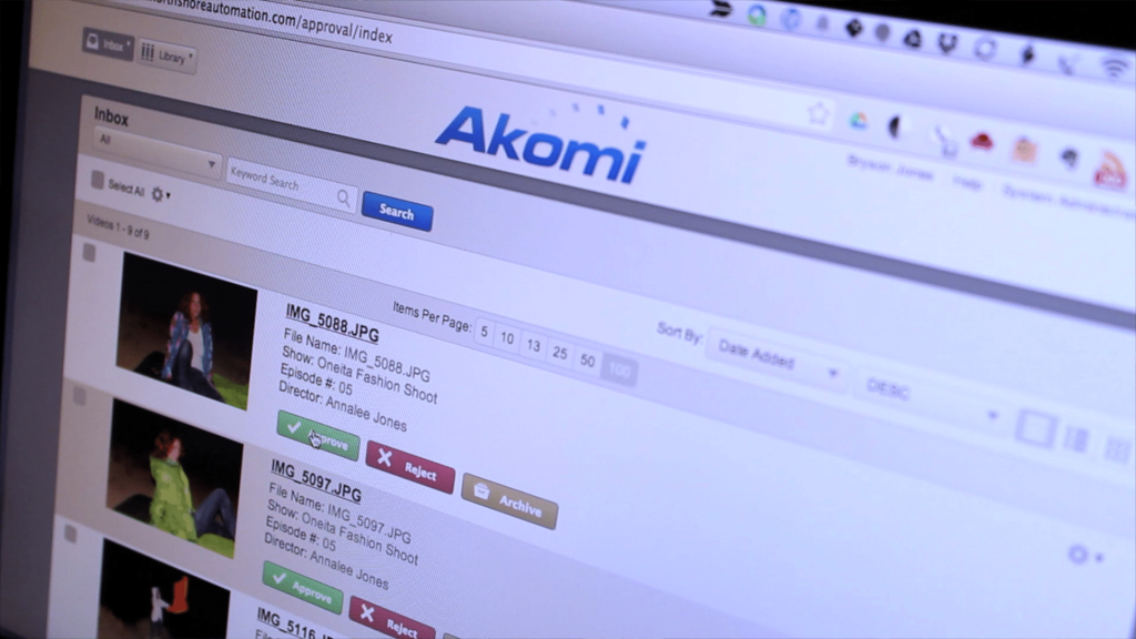 Akomi, by North Shore Automation