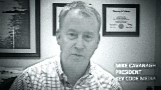 Mike Cavanagh, President, Key Code Media