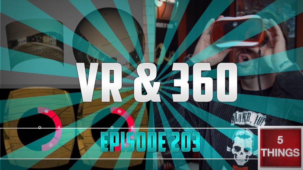 5 THINGS: on VR Thumbnail