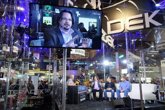Teradek - Fishbowl Panel Discussion. Wednesday, April 26th, 11:30am. C6025