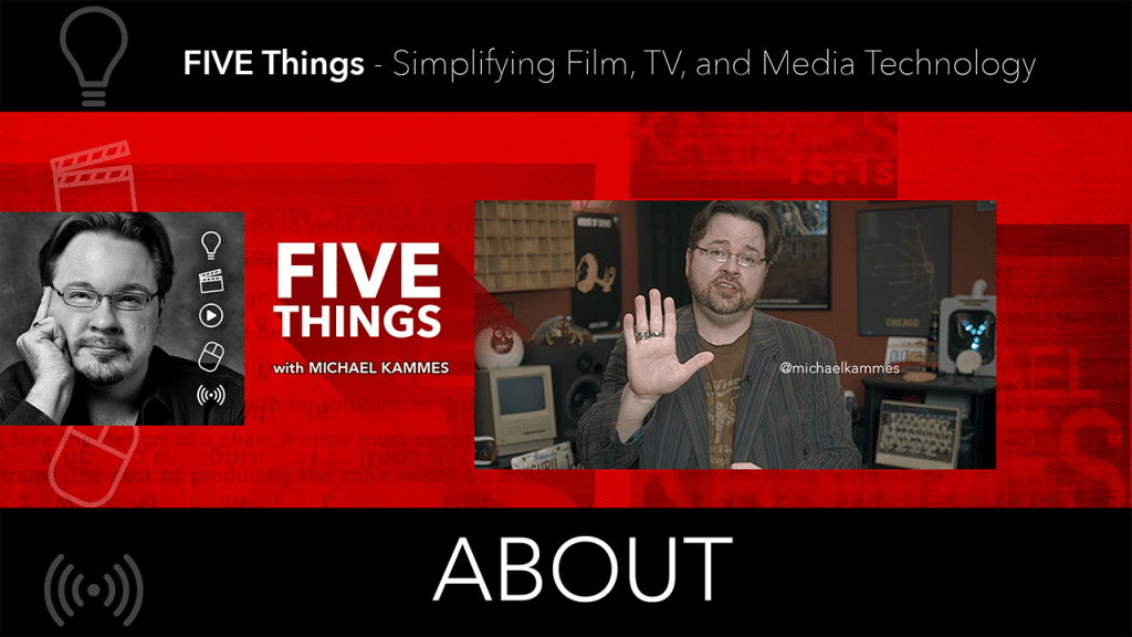 About 5 THINGS Series